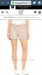 Джинсовые женские шорты GAP. Оригинал. Размер 6. 28