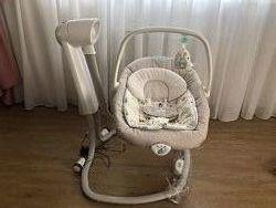 Кресло-качелька детская