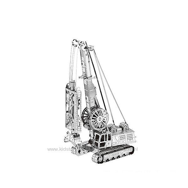 Металлический конструктор 3D puzzle