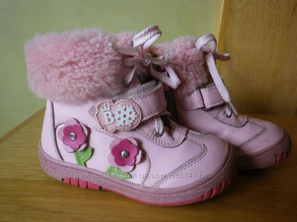 Продаю зимові чобітки LITTLE DEER розм 25