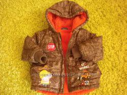 Продаю демісезонну куртку з Джорджем TU на хлопчика 2-3 рочки