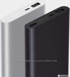 Внешний аккумулятор Power Bank 2 Xiaomi 10 000 mAh оригинал