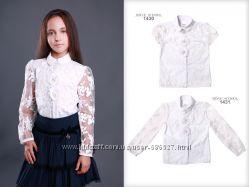 Самые красивые школьные блузы от тм MONE
