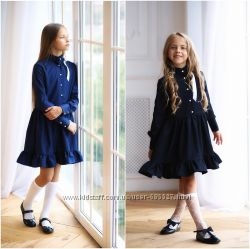 Благородная классика, школьные платья