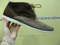 Ботинки  Zara 44 кожа и Element 43 кожа