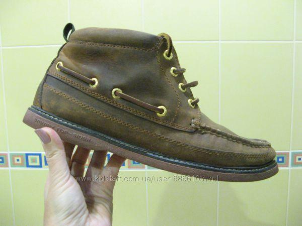 Ботинки Тоp-Sider Sperry 42 кожа