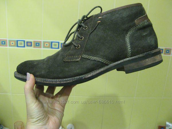 Ботинки  Limited Edition 46 замша