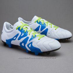 612549a7561f Бутсы футбольные Adidas X 15. 3 FGAG Leather арт. S74641, 1290 грн ...