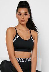 Топ жен. Nike Indy Logo Bra арт. CJ0559-010