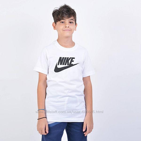 Футболка дет. Nike Nb Nsw Tee Futura Icon Td арт. AR5252-100