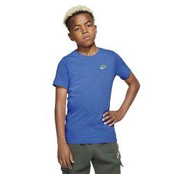 Футболка дет. Nike B Nsw Tee Emb Futura Pacific арт. AR5254-402