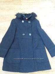 Модное пальто Primark 7-8л