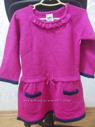 Розовое платье для Вашей доченьки