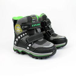 Термо ботинки для мальчика тм Том. м