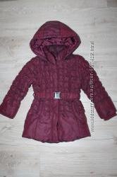 Теплая демисезонная куртка Chicco курточка