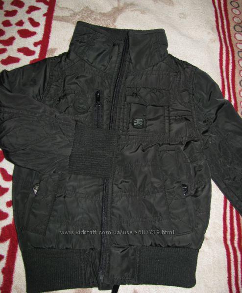 Детская осенняя куртка  на 2-3 года 2ТUA 28
