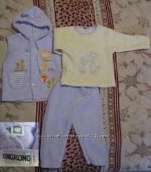 Детская одежда на 12 месяцев