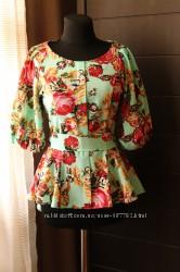 Оригинальная блузка фирмы Moleqi