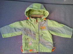 Курточка для мальчика KIKO размер 80 - реально на 86-92 см