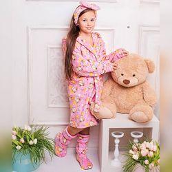 Комплект на девочку Eirena Nadine розовый цвет Мишутка