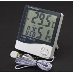 Термометр HTC-2  выносной датчик температуры