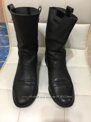 Демисизонные ботиночки из кожи