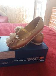 Туфли, балетки, обувь для девочки