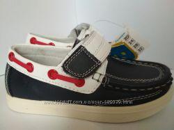 Туфли- мокасины для мальчика B&Gновое поступление