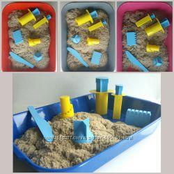 Набор с Кинетическим песком. Оригинал Waba Fun
