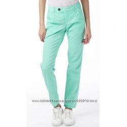Стильные брючки мятного цвета Adidas Neo, оригинал р. 30