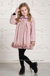 Пальто для девочек весна-осень разные модели и цвета от р. 86 до 128