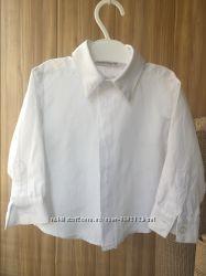 Костюм тройка с Белой рубашкой для мальчика 9-12 месяцев Monna Rosa