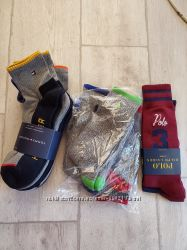 Tommy Hilfiger, Ralph Lauren носки