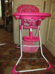 стульчик для годування Milly Mally