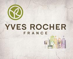 Yves Rocher качественная косметика и парфюмерия из Европы посредник
