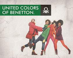 BENETTON  купить одежду с доставкой Италия