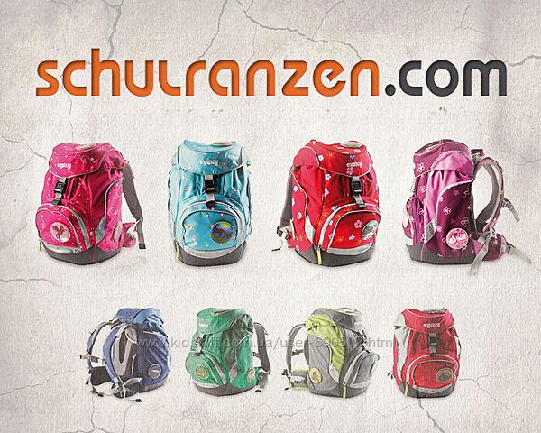 Школьные ранцы, портфели, сумки и прочее из Германии SCHULRANZEN
