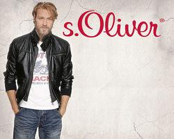 s. Oliver Одежда и обувь немецкого качества. Купить с доставкой из Германии