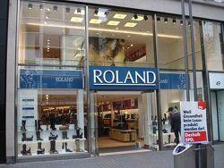 ROLAND Оригинальная обувь и сумки лучших Европейских брендов из Германии