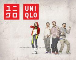 UNIQLO Юникло Доставка из Европы. Японский бренд одежды