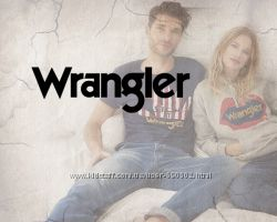 WRANGLER Ранглер Покупки онлайн в Германии и Польше. Доставка в Украину
