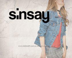 SINSAY покупка и доставка из Европы. Одежда для девушек