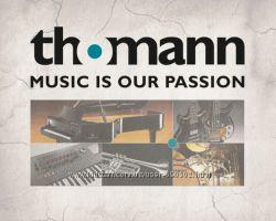 THOMANN  музыкальные инструменты и оборудование из Германии