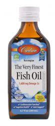 Жидкий рыбий жир взрослым Carlson labs и Nordic из iHerb