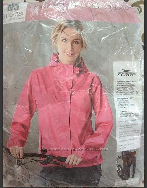 Курточка ветровка дождевик от Crane.