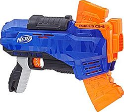 Бластер с мягкими пулями Nerf elite Rukkus