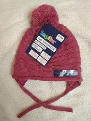 Зимняя шапочка lupilu на флисовой подкладке, р. 62-68