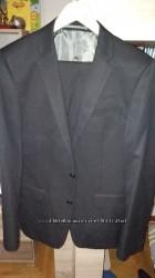 Школьный костюм классика Некст Next на наш 46-48-50 р. 170-180 см черный