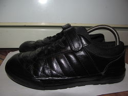 Брендовые кожаные туфли спортивного стиля Next оригинал р.33, стелька 20.7