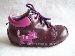Ботинки деми кожа Superfit, размер 21.